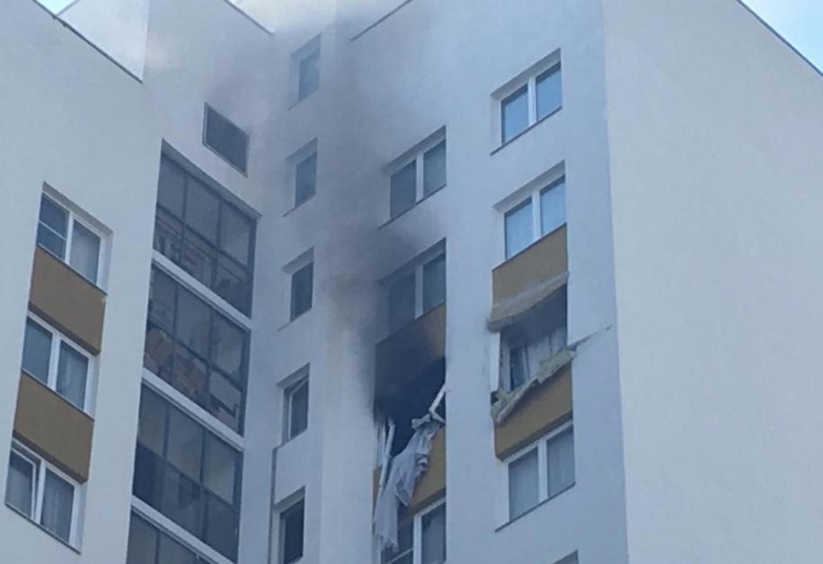 Взрыв самогонного аппарата в Екатеринбурге