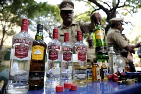 Алкоголь в Гоа