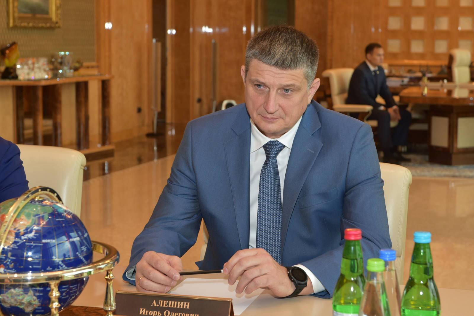 Игорь Алешин