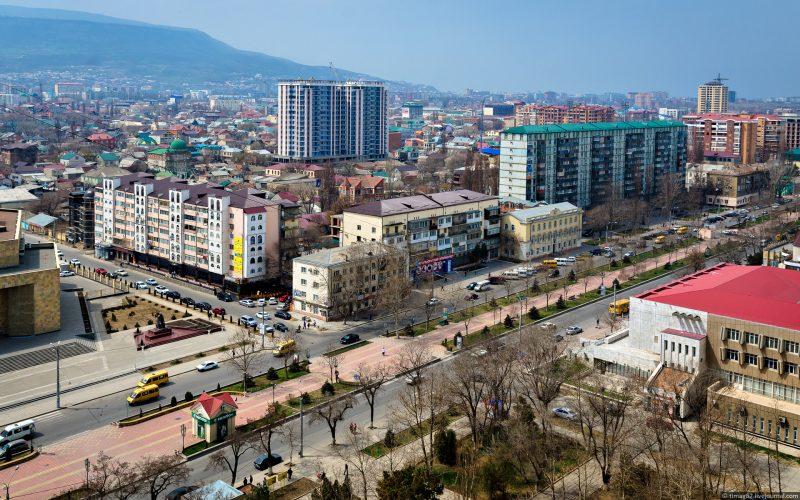 Столица Дагестана Махачкала
