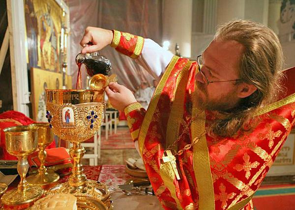 Литургия в Православной церкви